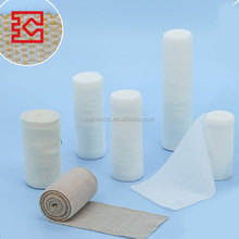China top ten selling products 45% viskose and 55% polyester PBT ideal bandage