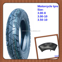 High quality factory directly Motorcycle tire/tyre 3.00-8 3.00-10 3.50-10