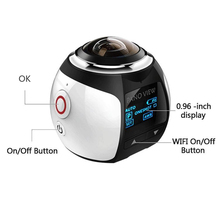 360 Mini Camera best cinema camera 2017 under 1000 ball action Sharing to Youtube or Wechat