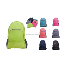 New design Factory Direct Sale Foldable Backpack Travel Bags