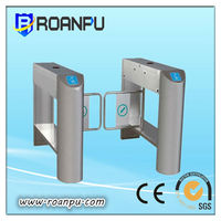Integrating swing barrier gate was used for access control system
