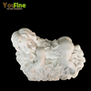 Life Size Sleeping Baby Boy Angel Statue