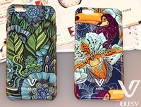 Wholesale hard pc Case High Quality Slim IML Cell Phone Cover Case For iPhone 6 6S Case