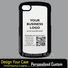 China new phone case for blackberry Q10/custom case cover for Blackberry Q10