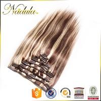 Alibaba China Stock Large Lasting Long Sex clip in hair extens 170g