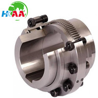 Professional Manufacturer High strength flexible gear coupling