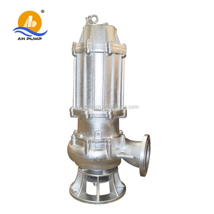 Small electric motor 1.5hp solar submersible pump