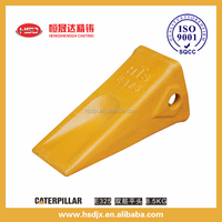 china excavator price, manufacturer wear resistant casting excavator parts bucket teeth and adapter E325