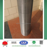The actual factory SS304 welded wire mesh screen rolls