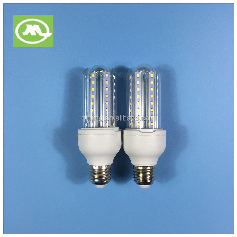 2 years warranty 3u cheap price 5w 7w 9w 12w led corn light with E27 B22 base
