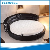 2015 round bed with speaker BL9093