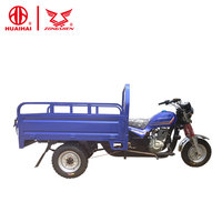 china cargo trike tricycle motorcycle truck 3-wheel tricycle three 3 wheel from zongshen huaihai