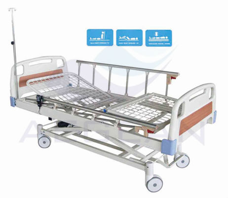 AG-BM106 Hospital furniture 3 Functions electric medical bed price