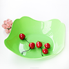 HMT8802 plastic fruit basket plate dishes