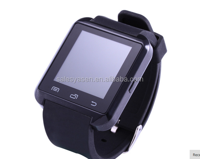 Waterproof Android Cheap Smart Watch, Bluetooth Phone uwatch u8