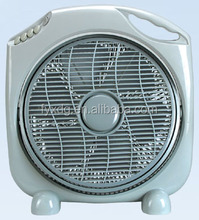 "14"" household box fan/louver function/with timer"