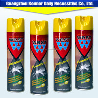 best quality indoor mosquito spray anti mosquito aerosol insecticide spray