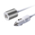 JT-N0106-26 Car Charger Dual USB 2.1A  DC 5V intelligence with 1.4m extension cable