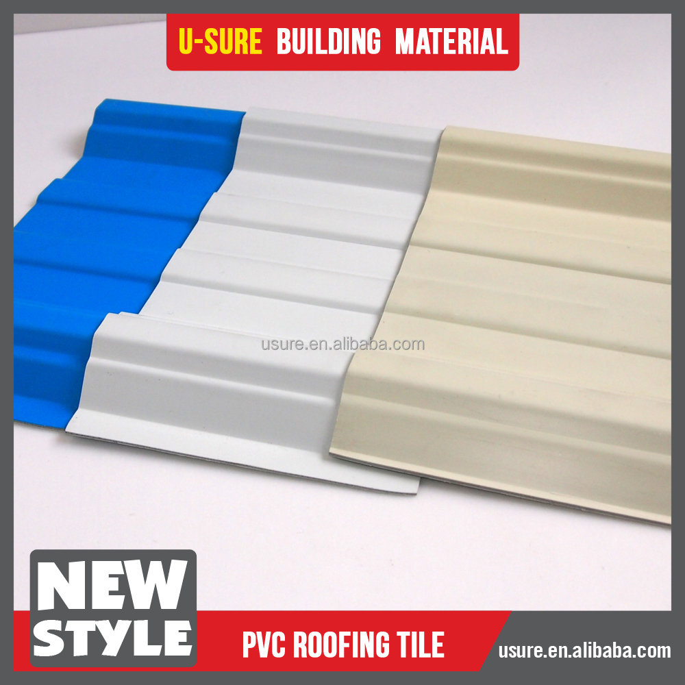 2mm thick corrugated sheet pvc roll with low price