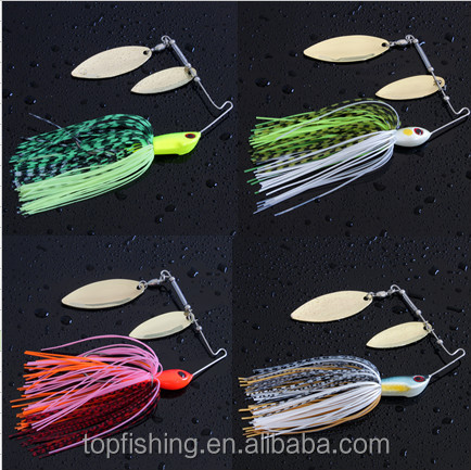 Fishing Tackle Q013 spinner bait from China fishing shop Fish Hunting