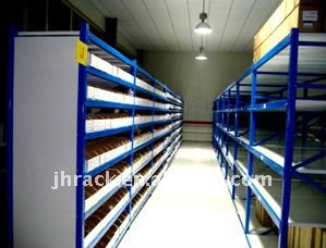 heavy duty long span warehouse shelving and racking factory China