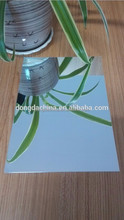 2016 high reflection anodized Aluminum Mirror sheet