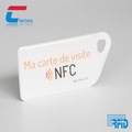 Rewritable NFC Tags Memory Shaped Epoxy Card
