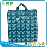 New style excellent material laminated pp woven shopper bag