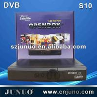 DVB-S2 HD+PVR+1CA+Ethernet hd Openbox S10 satellite receiver software