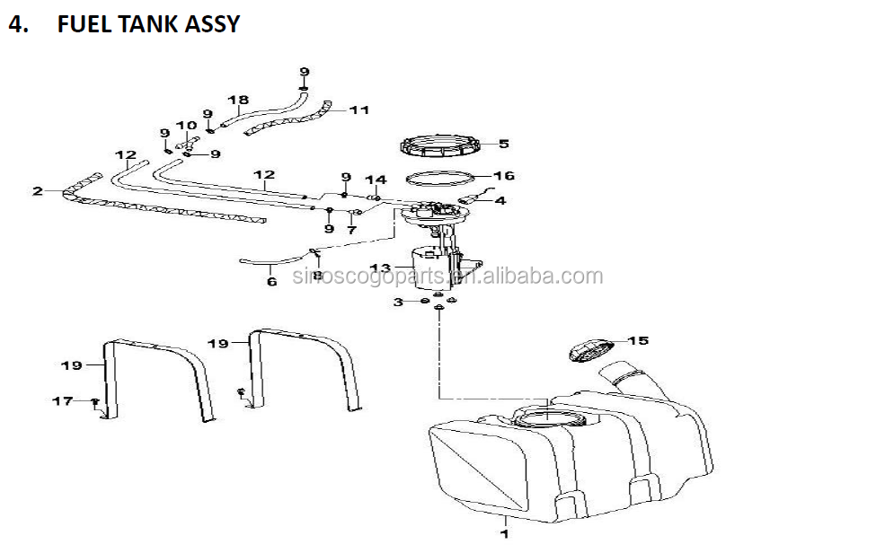 Massimo Utv Parts List  Parts  Wiring Diagram Images