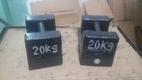 1g ~ 500g cheap weights, 1kg 2kg 5kg standard weights set