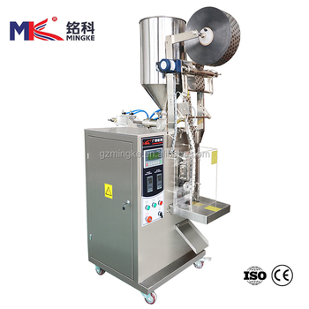 MK-60Y Sauce Packer,3 Sides or 4 Sides Automatic Liquid Packaging Machine