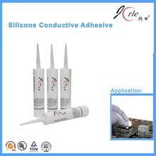 thermally conductive silicone adhesive