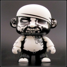 Design Urban Munny Soft PVC Vinyl Art Toys/Customized Creative Kidrobot Vinyl Toy/OEM design PVC Vinyl Toys China Supplier