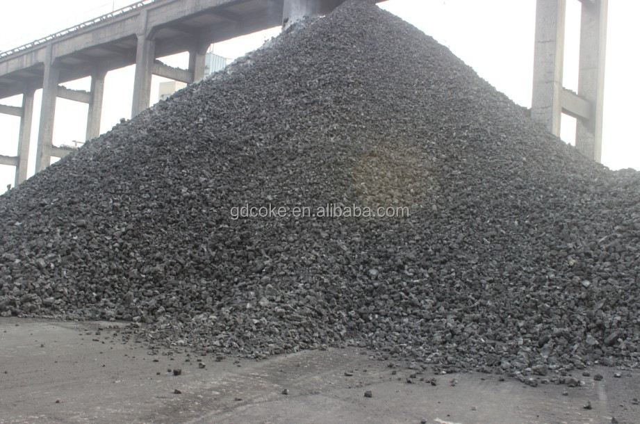 high carbon grade metallurgical coke / metcoke with 12-12.5% ash content