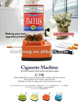 easy roller cigarette rolling machine