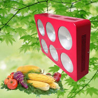 free shipping 2015 Hot Sale 450w agriculture project led grow lights With Red 630nm / 460nm