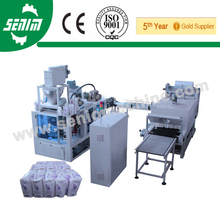 SM2000 Full Automatic Paper Bag Wheat Flour Packing Machine
