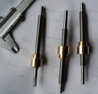 High Quality Lead Screw With High Running Accuracy From China