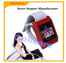2015 new silicone strap nose Medical vibrate Apparatus medical instruments for nose snore / snoring problem