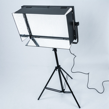 Professional panel shooting 240V 120W camera led video light for photographic lighting