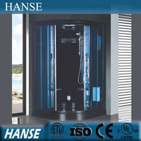 HS-SR070 double seat steam room/ prefab steam shower/ double steam shower