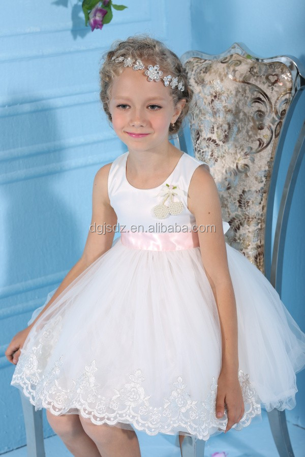 kids tutu dress baby party wear dresses flower girls dresses 2015
