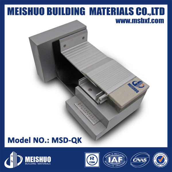 Aluminium Alloy Expansion Joint Covers for Constructions (MSD-QK)