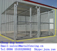 Large pet safety fence panels metal panels dog cages dog used kennels cheap dog houses