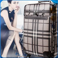 Alibaba hot selling trolley suitcase hard shell luggage made in china factory
