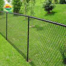 Alibaba China used chain link mesh / tennis court fencing / sports ground wire netting
