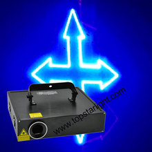 GTD newly designed animated stage laser light 2W RGB Animation laser