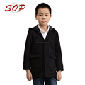 China wholesale factory price boys long jackets winter clothes for kids