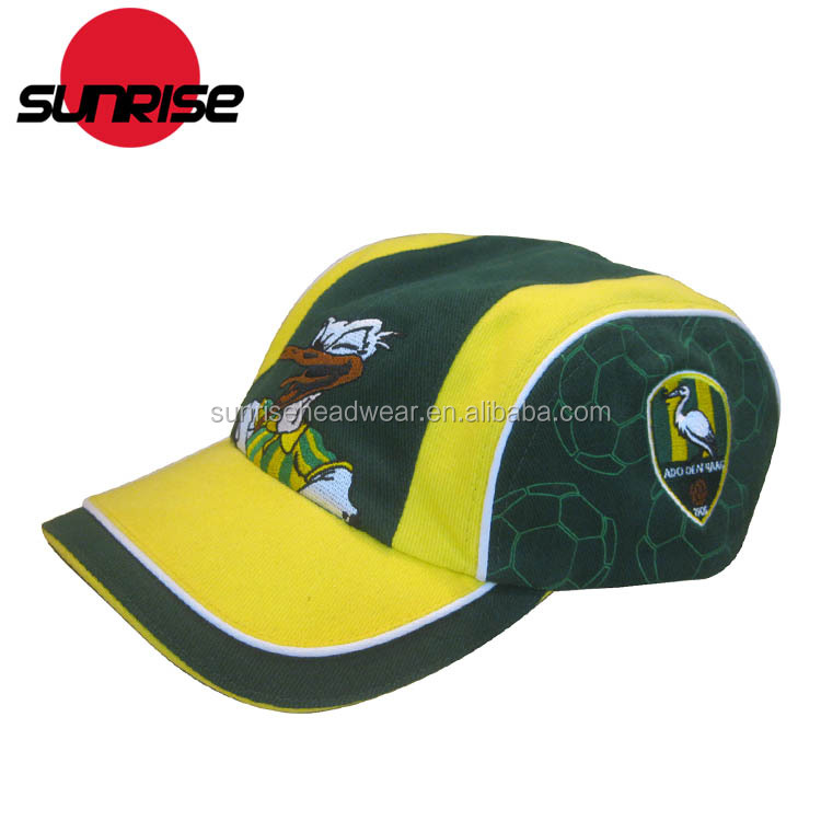 Wholesale Fashion Custom hats and caps snapback soccer hat